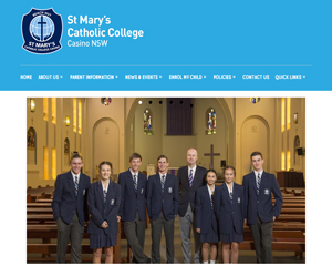 St Mary's Catholic College