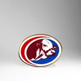 Braford Logo Hat Pin / Badge