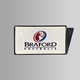Braford Logo Hat Pin / Badge